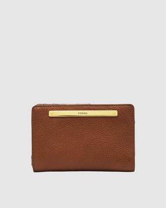 Fossil Liza Brown Wallet