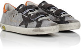 Golden Goose Deluxe Brand Old School Jersey & Suede Sneakers