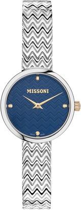 Missoni M1 Joy Bracelet Watch, 29mm