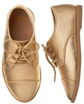 Gymboree Shimmer Oxfords
