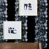 CB2 Succulent Wallpaper