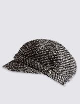 Marks and Spencer Mono Baker Boy Hat