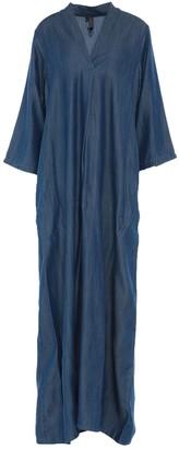 European Culture AVANTGAR DENIM by Long dresses - Item 34985938LT