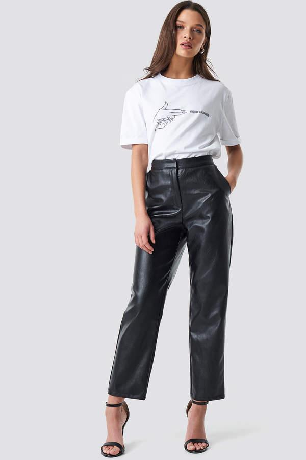 2f7d9fc2ea9faa Pu Trousers - ShopStyle UK