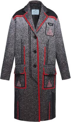 Prada Structured Coat