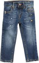 Siviglia Denim pants - Item 42451131