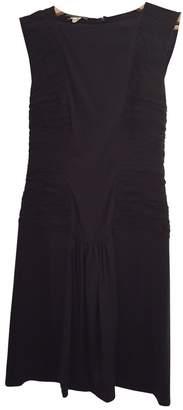 Alberta Ferretti Black Wool Dress for Women