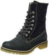 Tamaris 26443, Women's Combat Boots, (Navy 805), (37 EU)