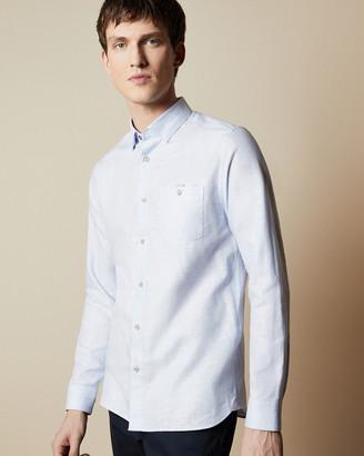 Ted Baker TIPTOE Linen shirt