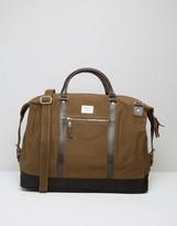 Sandqvist Jordan Holdall Bag In Olive