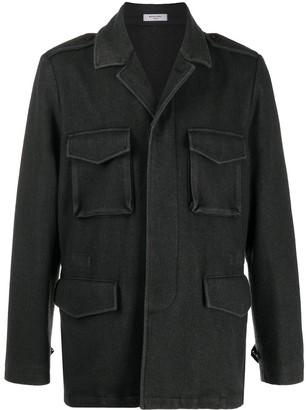 Boglioli Cargo Shirt Jacket
