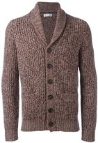 Brunello Cucinelli shawl lapel cardigan