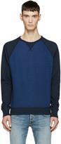 Diesel Blue S-Zaf Sweatshirt