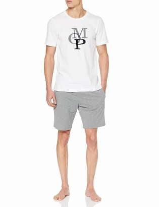 Marc O'Polo Body & Beach Men's M-LOUNGESET Crew-Neck Pyjama Sets