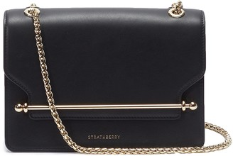 Strathberry 'East/West' leather crossbody bag