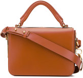 Sophie Hulme classic cross body tote - women - Calf Leather - One Size