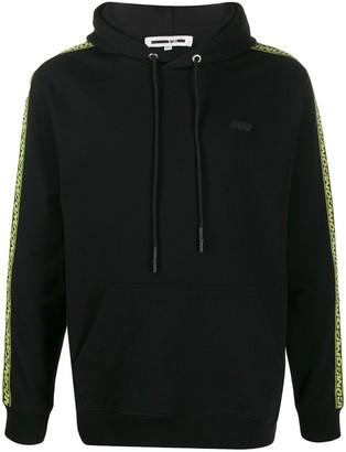McQ logo hoodie