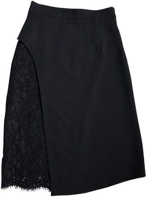 Sandro Black Skirt for Women