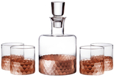 Fitz & Floyd Daphne Decanter Set (5 PC)