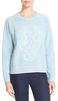 Zadig & Voltaire Women's 'James' Overdye Sweatshirt