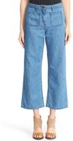 Belstaff Women's Jamila Crop Flare Jeans