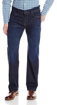 7 For All Mankind Men's Austyn Relaxed Straight Luxe Performance Jean