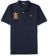 Ralph Lauren Short Sleeve Crest Polo