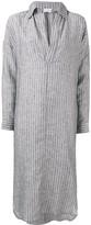 Pour Les Femmes Juliet stripe linen dress