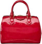 Louis Vuitton Red Monogram Vernis Leather Montana