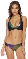 Luxe by Lisa Vogel Afterglow Sport Bra Bikini Top