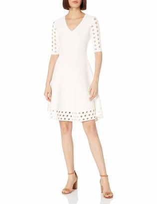Milly Women's Cut-Out Swing Dress