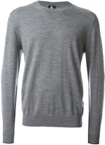Paul Smith crew neck jumper - men - Merino - S
