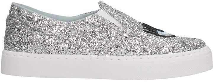 Chiara Ferragni Flirting Slip On Sneakers