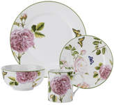 Spode Roses 16 Piece Dinnerware Set, Service for 4