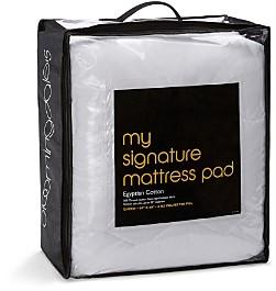 Bloomingdale's My Signature Mattress Pad, Full - 100% Exclusive