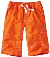 Hanna Andersson Tiger Orange Very Güd Deck Pants - Infant Toddler & Boys