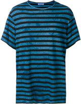 Yohji Yamamoto striped T-shirt