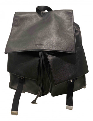 Michael Kors Black Leather Bags