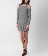 Fire Cold Shoulder Dress