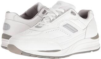 SAS Journey (White) Men's Shoes