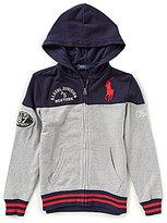 Ralph Lauren Little Boys 5-7 French Terry Hoodie Jacket