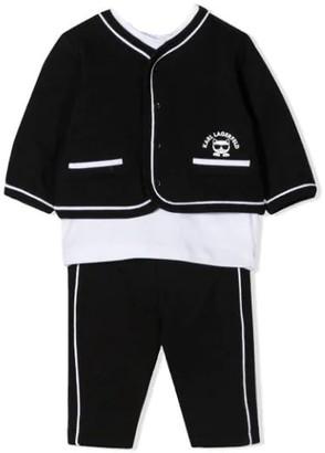 Karl Lagerfeld Paris Boys' Bodysuits