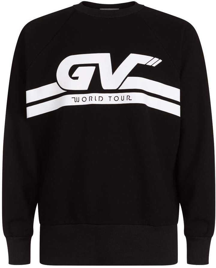 Givenchy Motocross Logo Sweater