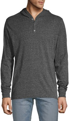 Threads 4 Thought Henley Hoodie