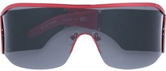 Gianfranco Ferré Pre-Owned Visor Sunglasses