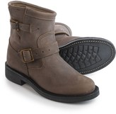 """Chippewa Leather Engineer Boots - 7"""" (For Women)"""
