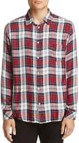 Rails Lennox Plaid Slim Fit Button-Down Shirt