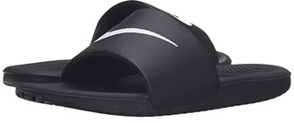 Nike Kawa Slide (Black/White) Men's Slide Shoes