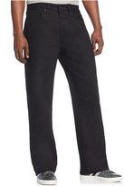Sean John Men's Original-Fit Garvey Jeans, Overdyed Black