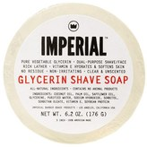 Imperial Barber Grade Products(TM) Glycerin Shave & Face Soap Puck